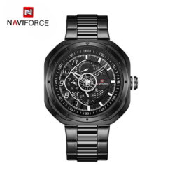 ساعت مچی عقربه ای مردانه نیوی فورس مدل NF9141 B-BL7