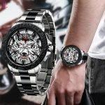 ساعت مچی عقربه ای مردانه مگالیت مدل SK 8207   Megalith Watch SK 8207 Orginal