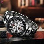 ساعت مچی عقربه ای مردانه مگالیت مدل SK 8207 | Megalith Watch SK 8207 Orginal