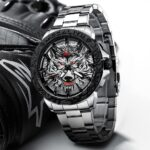 ساعت مچی عقربه ای مردانه مگالیت مدل SS 8207
