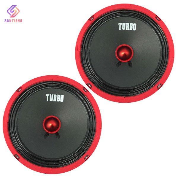میدرنج خودرو توربو 6 اینچ مدل TURBO TUB6-600