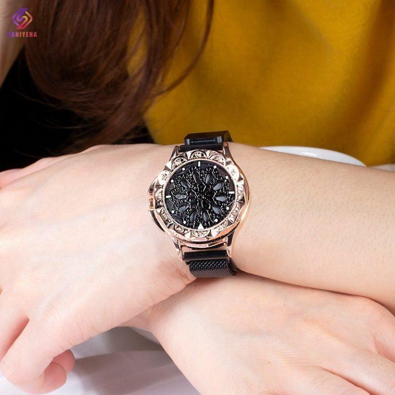 ساعت مچی عقربه ای زنانه سیوو مدل 8103 – blrg