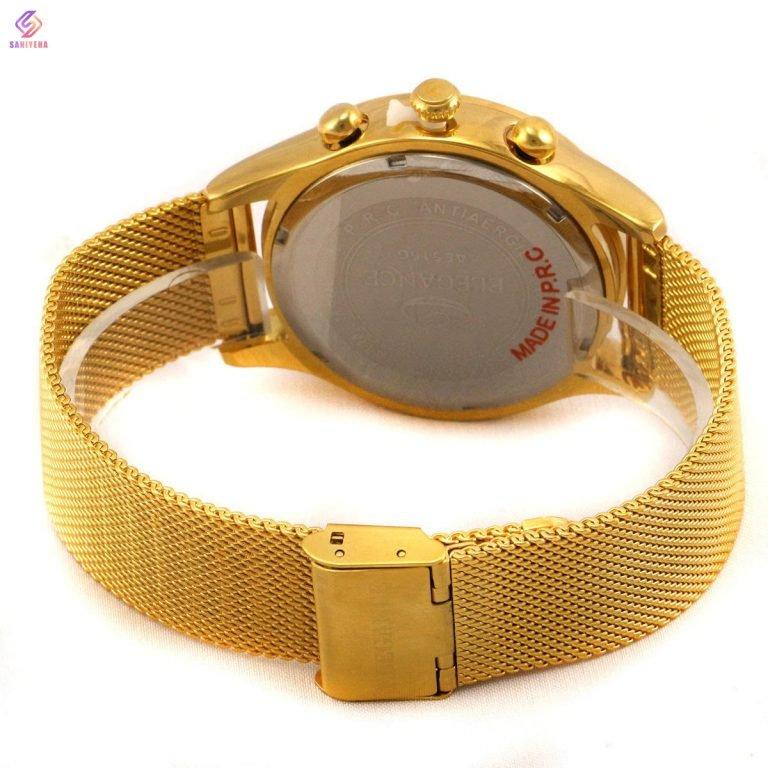 ساعت مچی عقربهای مردانه الگانس مدل ae515g