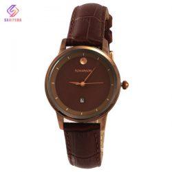 ساعت مچی عقربه ای زنانه رومانسون مدل 6093-L