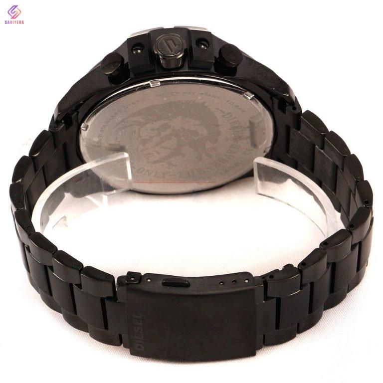 ساعت مچی عقربهای مردانه دیزل مدل dz-4283-gb