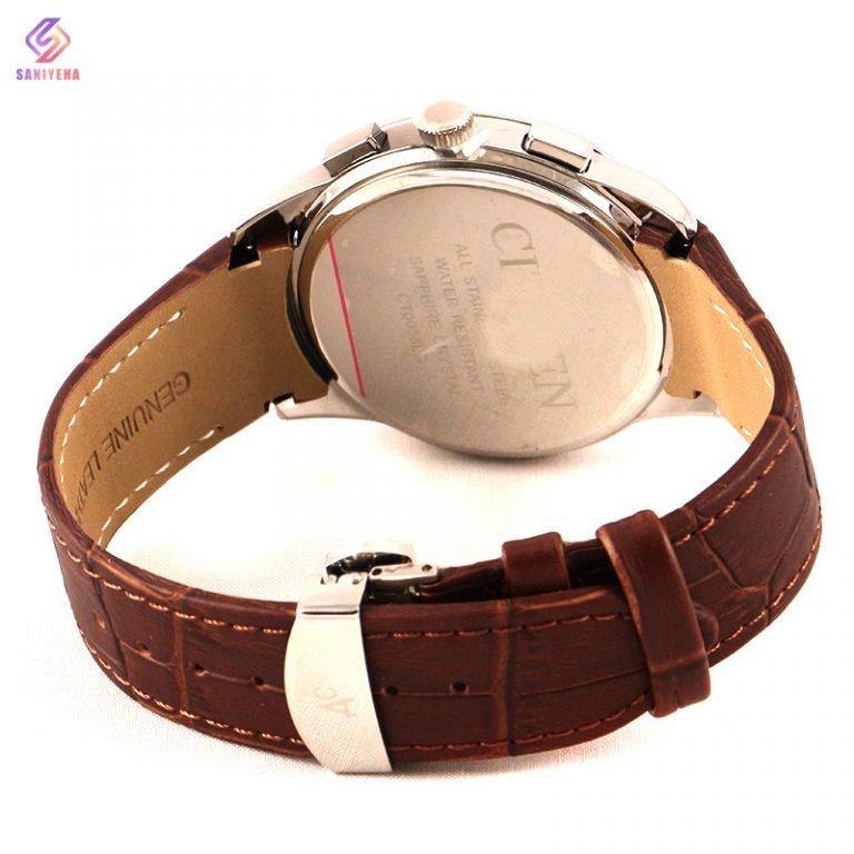 ساعت مچی عقربهای مردانه سیتی زن مدل BR-ct0048lg