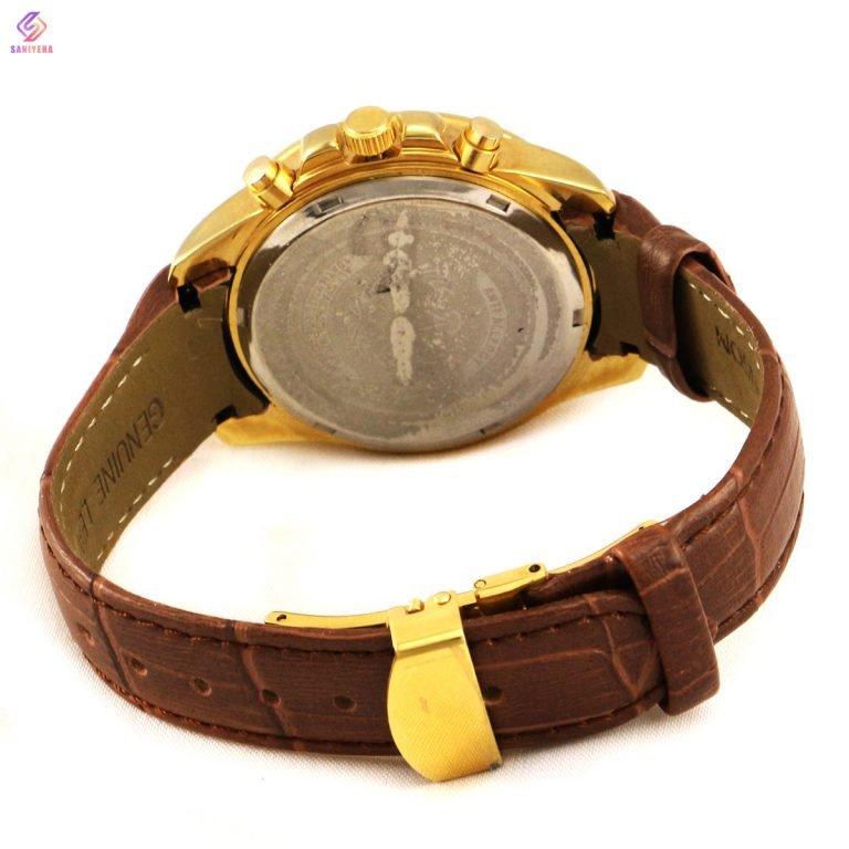 ساعت مچی عقربهای مردانه رومانسون مدل WHGO-454