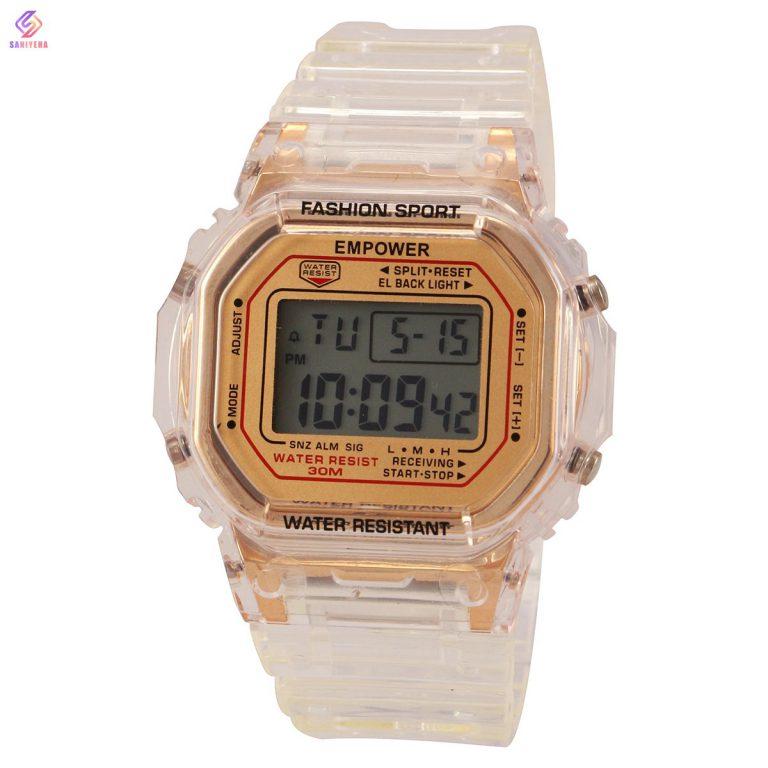 ساعت مچی عقربه ای مردانه و زنانه امپاور مدل cr-30m