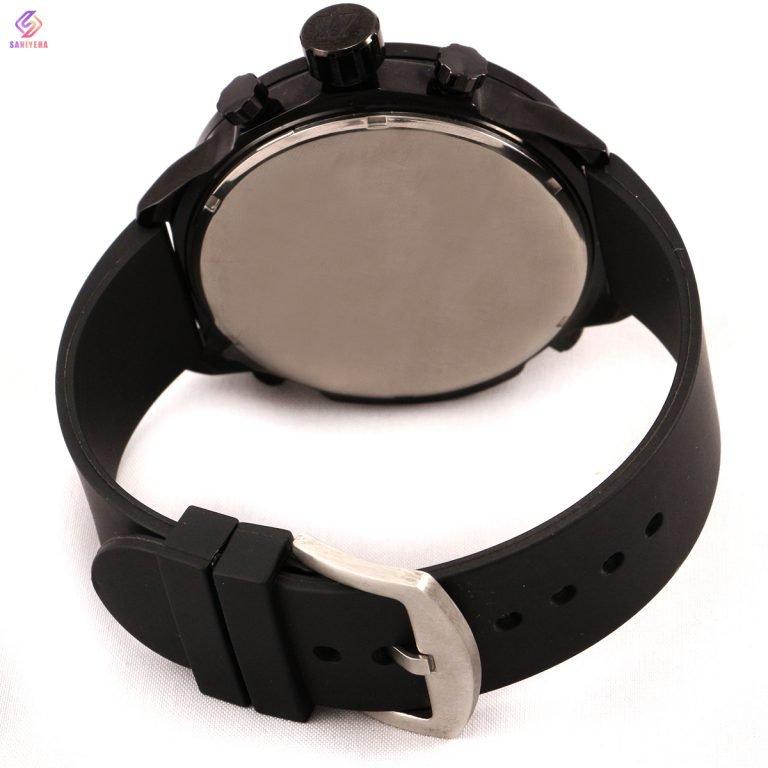 ساعت مچی عقربهای مردانه ولدر مدل black-963