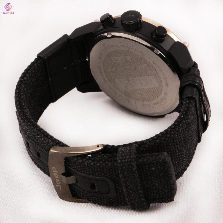 ساعت مچی عقربهای مردانه جیپ مدل bl-tm1340