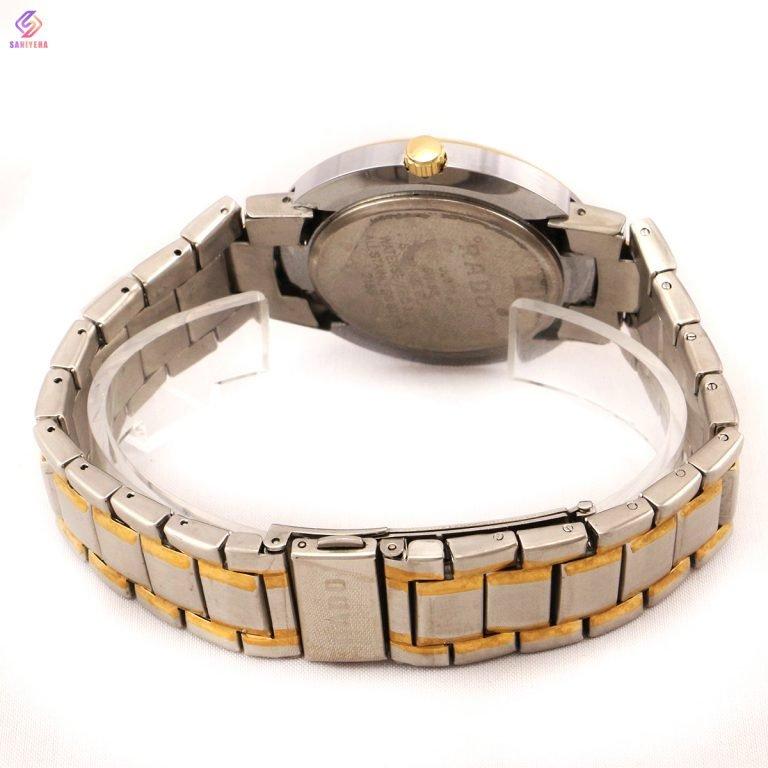 ساعت مچی عقربهای مردانه رادو مدل gosi-2155