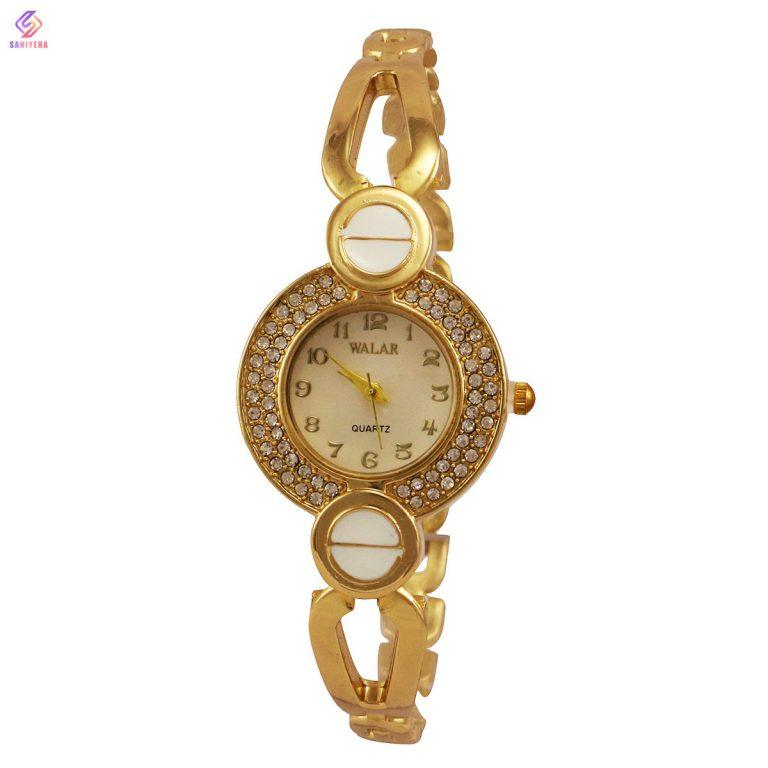 ساعت مچی عقربه ای زنانه والار مدل go-wl0278