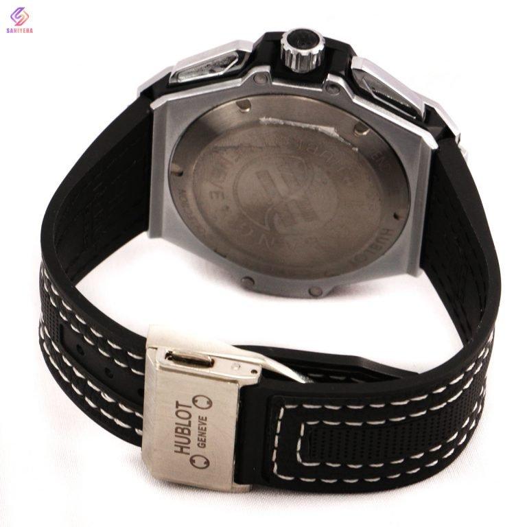 ساعت مچی عقربهای مردانه هابلوت مدل SIBL-582666