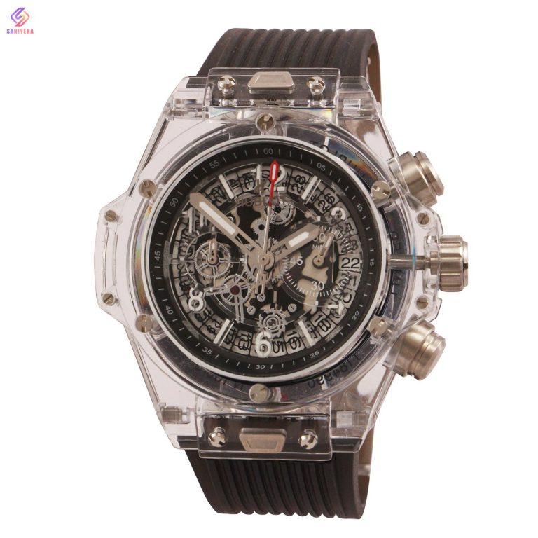 ساعت مچی عقربهای مردانه هابلوت مدل bl-1184990