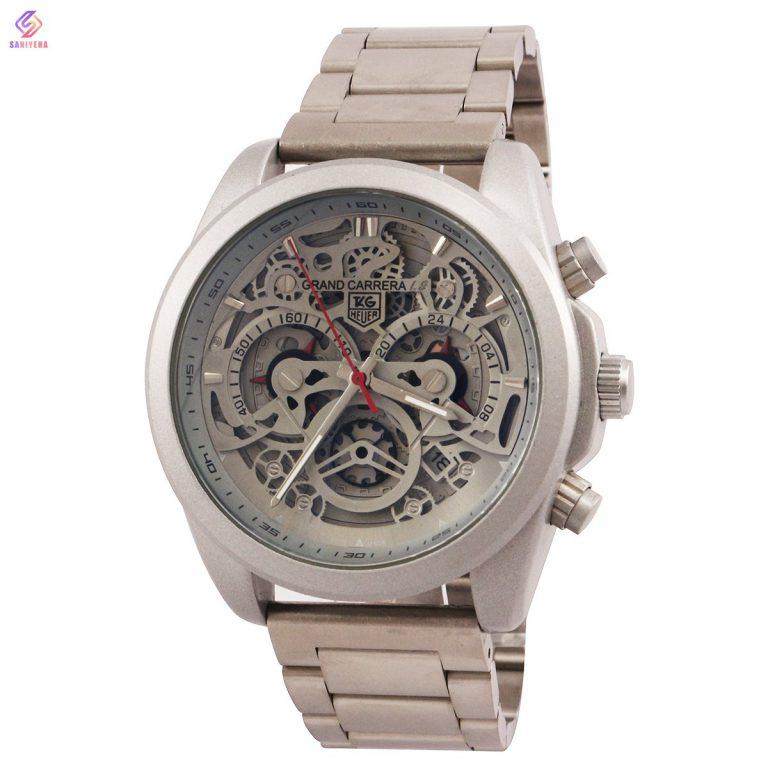 ساعت مچی عقربهای مردانه تگ هویر مدل CR7