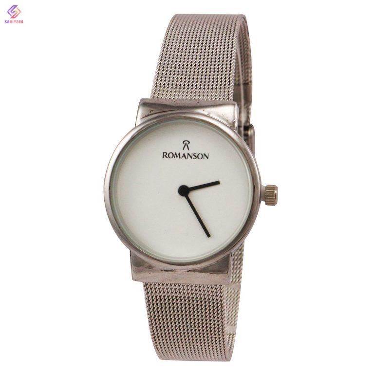 ساعت مچی عقربه ای زنانه رومانسون مدل WHSI-60