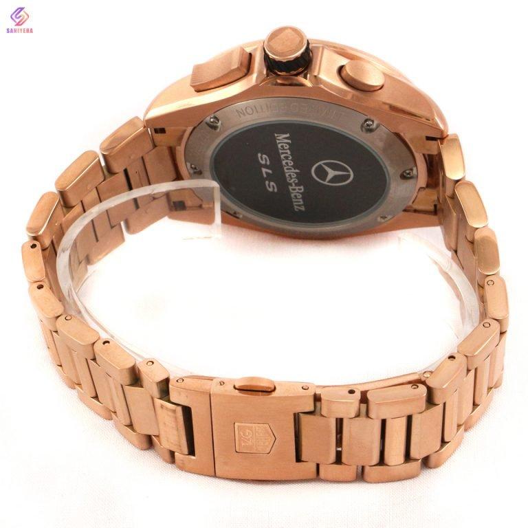 ساعت مچی عقربه ای مردانه مرسدس بنز مدل RGWH-SLS