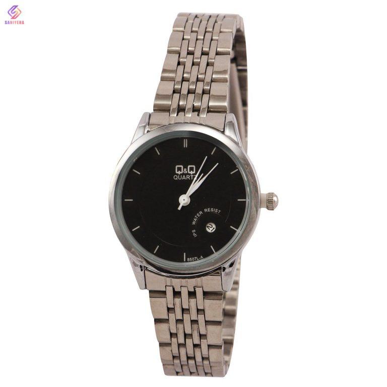 ساعت مچی عقربه ای زنانه کیو اند کیو مدل bs-8507l
