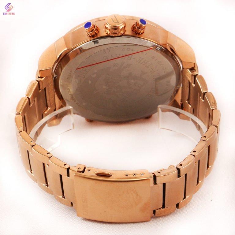 ساعت مچی عقربهای مردانه دیزل مدل dz-7312