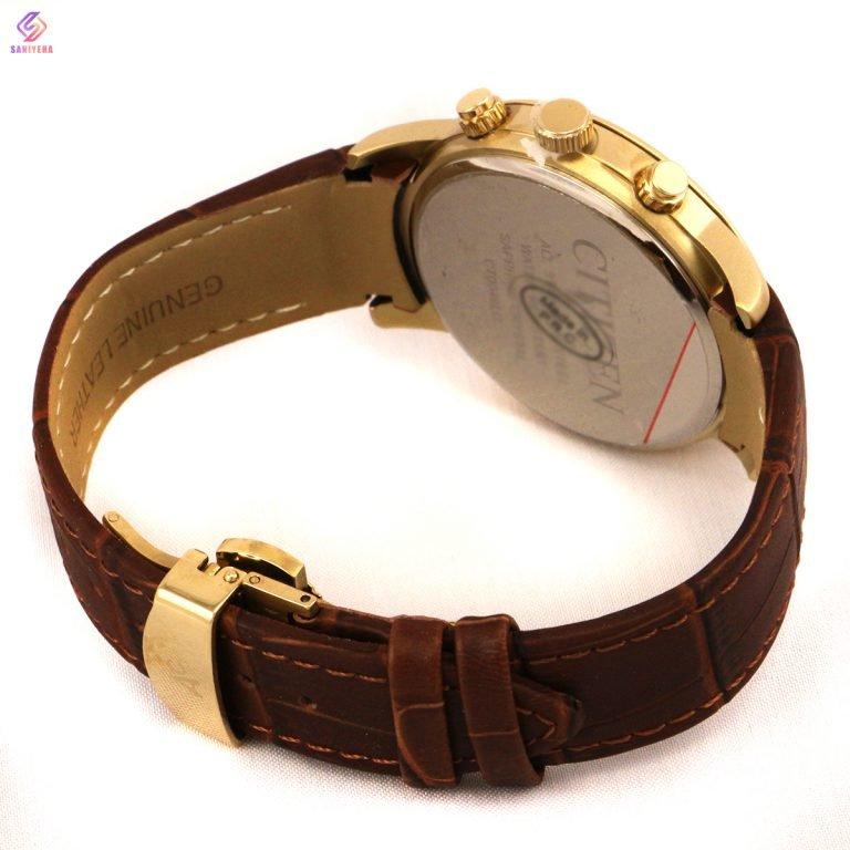 ساعت مچی عقربهای مردانه سیتی زن مدل WHGO-ct0040lg