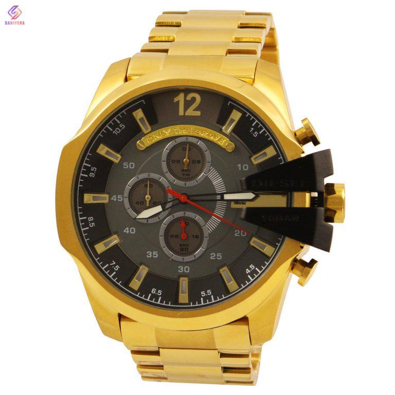 ساعت مچی عقربه ای مردانه دیزل مدل g-dz-4305