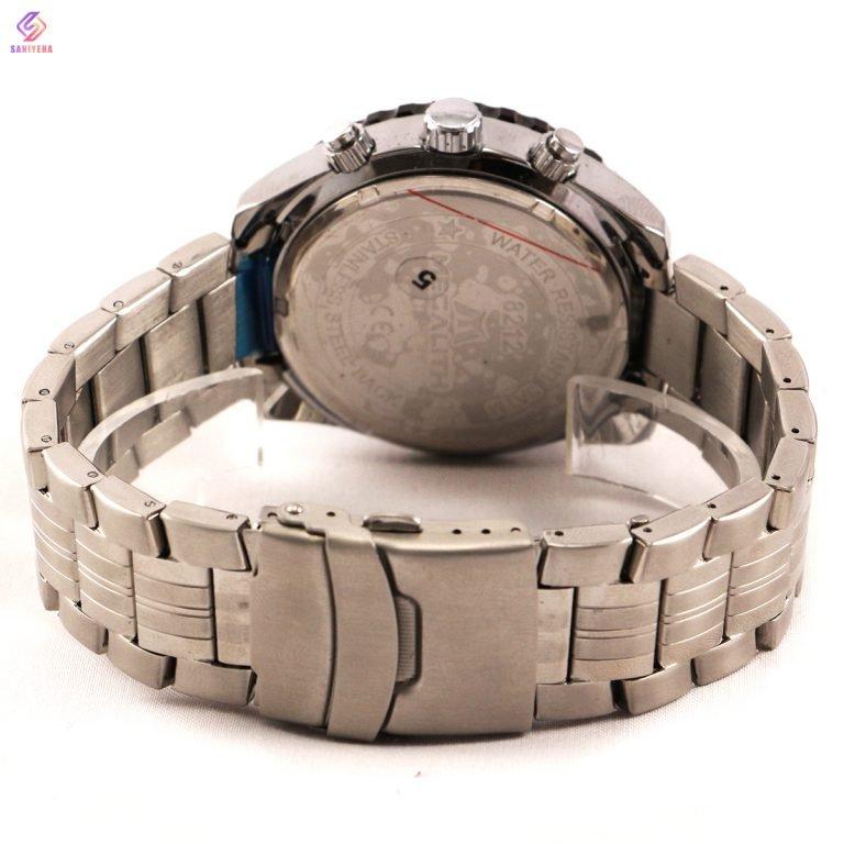 ساعت مچی عقربهای مردانه مگالیت مدل sb-8212