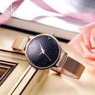 ساعت مچی عقربه ای زنانه اس کا مدل SK K0063L