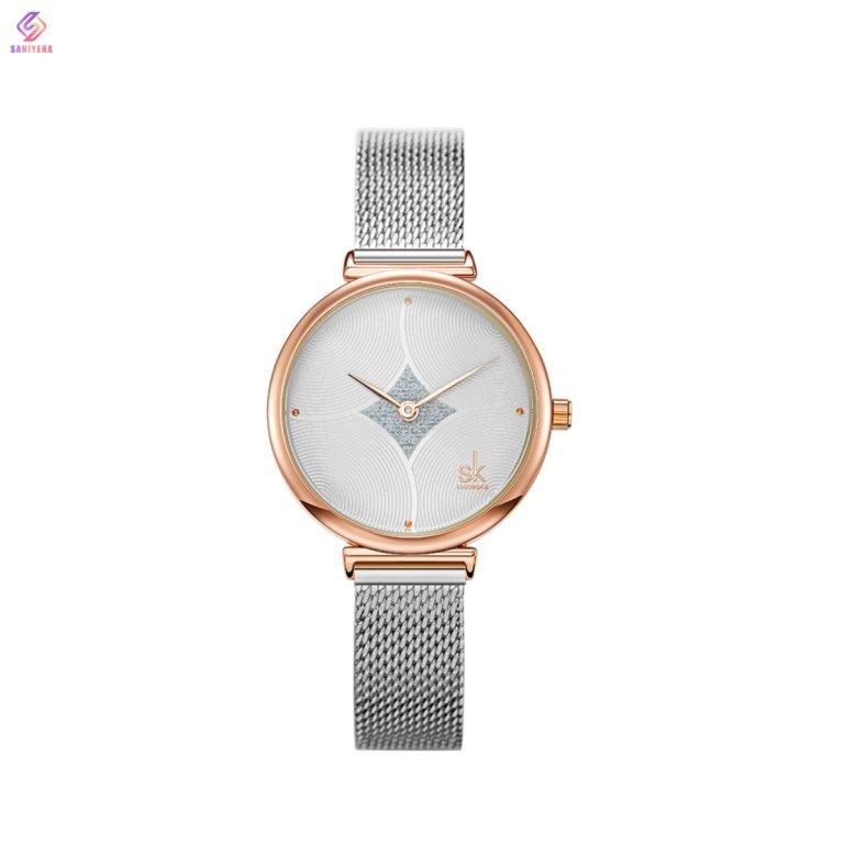 ساعت مچی عقربه ای زنانه اس کا مدل k0143