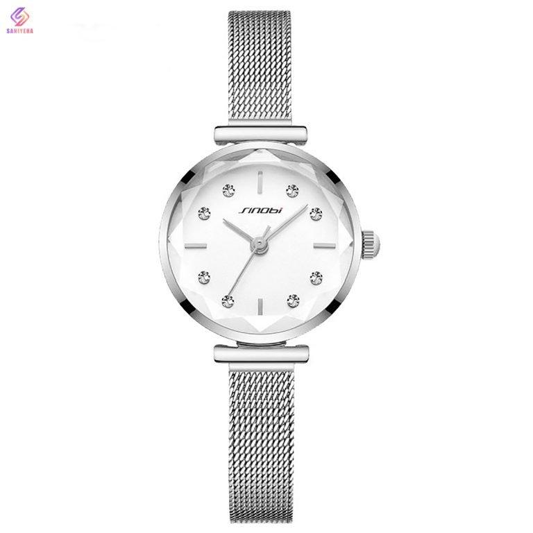 ساعت مچی عقربه ای زنانه سینوبی مدل S9643L