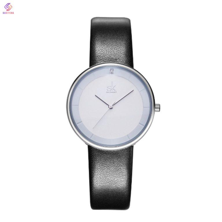 ساعت مچی عقربه ای زنانه اس کا مدل k8062