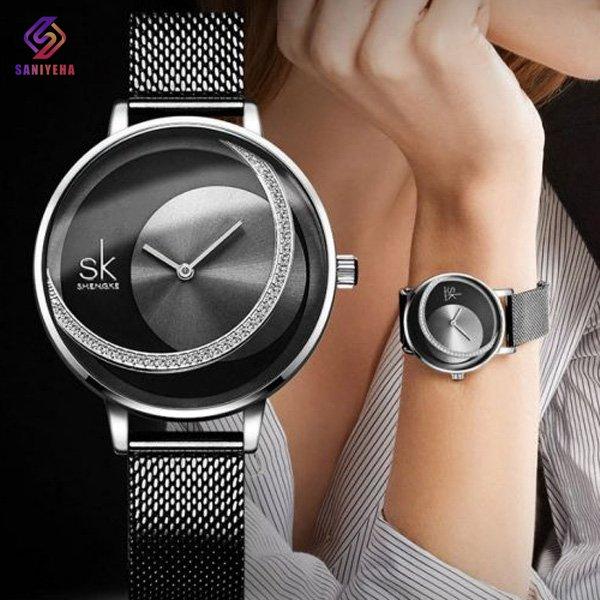 ساعت مچی عقربه ای زنانه اس کا مدل K0088L