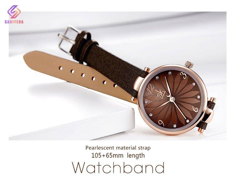 ساعت مچی عقربه ای زنانه اس کا مدل k8047