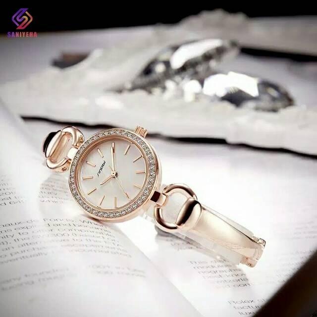 ساعت مچی عقربه ای زنانه سینوبی مدل s9701