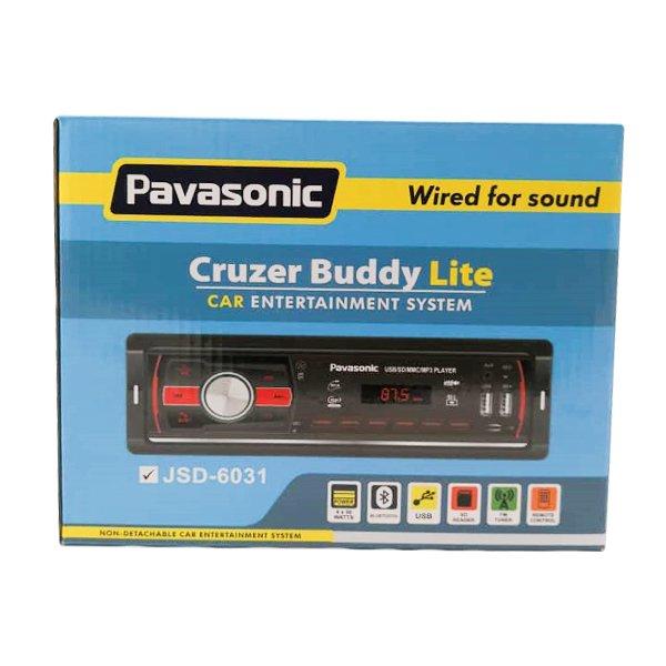 پخش کننده خودرو مدل پاواسونیک 6031