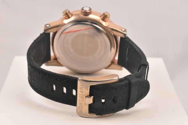 ساعت مچی عقربه ای مردانه مونت بلانس مدل 173