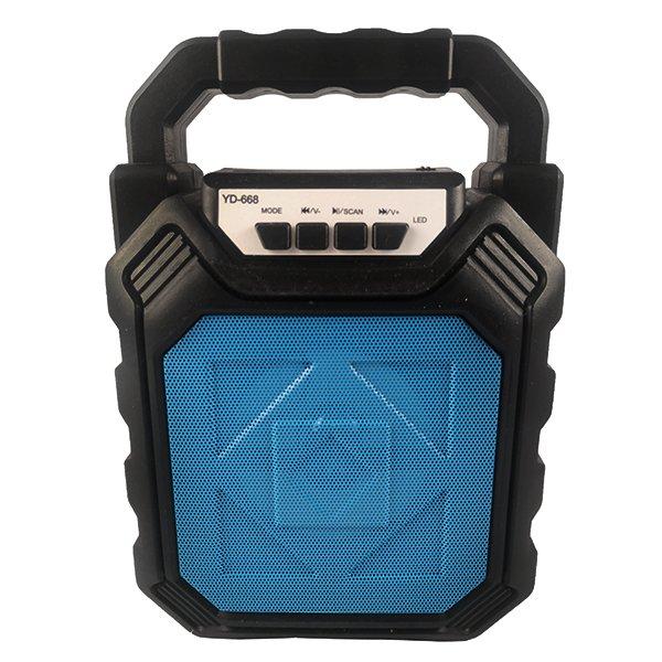 اسپیکر بلوتوثی YD-668