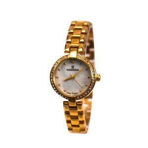 ساعت مچی عقربه ای زنانه رومانسون مدل 2126
