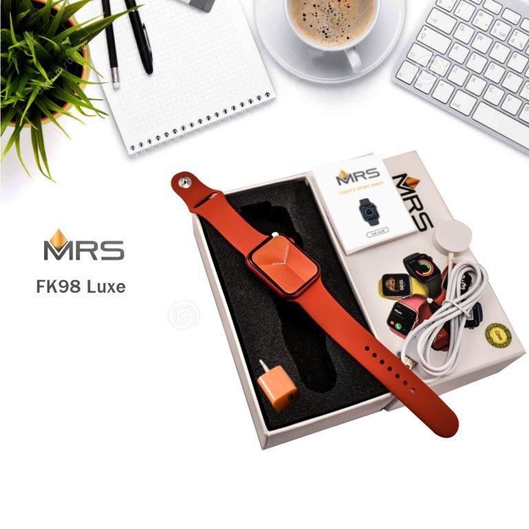 ساعت هوشمند ام آر اس مدل FK98 Luxe