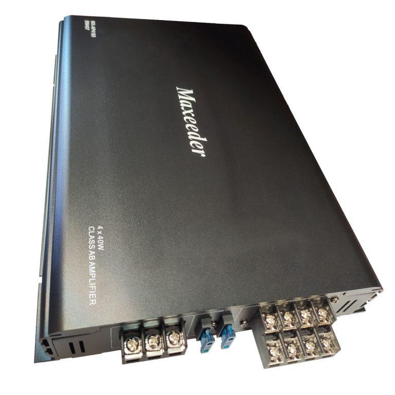 آمپلی فایر خودرو مکسیدر مدل MX-AP4160BM407