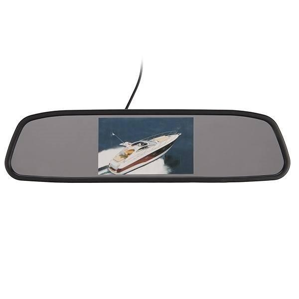 آینه تصویری TFT LCD Monitor سایز 4.3 اینچ
