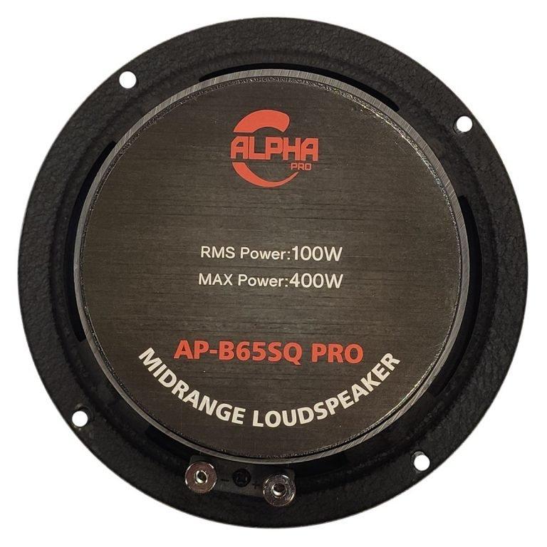 میدرنج خودرو آلفاپرو مدل AP-B65SQ PRO